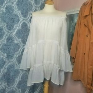 Spence Office the shoulderstrap Top size xL